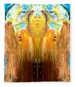 Blessings Fleece Blanket