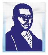 Blind Lemon Jefferson Fleece Blanket
