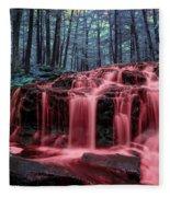 Blood Falls 2 Fleece Blanket