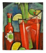 Bloody Mary Fleece Blanket