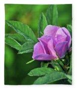 Bloomin Fleece Blanket