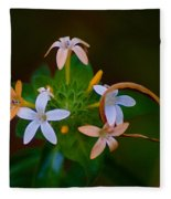 Blooming Joy Fleece Blanket