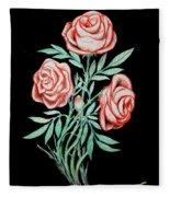 Blossom In High Spirit #3 Fleece Blanket