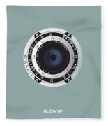 Blow Up - Alternative Movie Poster Fleece Blanket