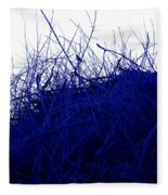 Blue Bird Fleece Blanket
