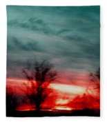 The Memory Remains Fleece Blanket
