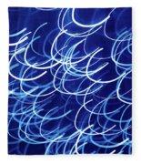 Blue Breasts Fleece Blanket