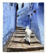 Blue City Kid Fleece Blanket