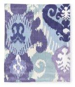 Blue Curry I Fleece Blanket