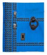 Blue Door Accents Fleece Blanket