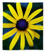 Blue Eyes Fleece Blanket
