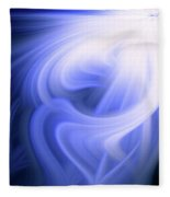 Blue Fiber 0610 Fleece Blanket