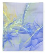 Blue For You Fleece Blanket