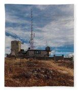 Blue Hill Weather Observatory 2 Fleece Blanket