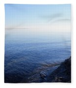 Blue Horizon  Fleece Blanket