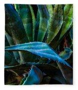 Blue Jay Agave Fleece Blanket