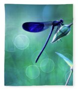 Blue Magic Fleece Blanket