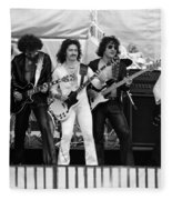 Blue Oyster Cult Fleece Blanket