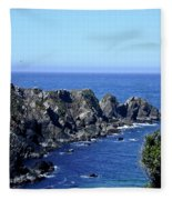 Blue Pacific Fleece Blanket