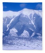Blue Peaks Fleece Blanket