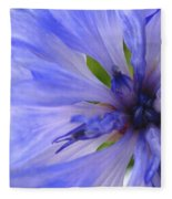 Blue Princess Fleece Blanket