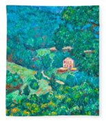 Blue Ridge Magic Fleece Blanket
