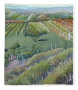 Blue Ridge Vineyards 4.0 Fleece Blanket