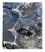 Blue Rock One Fleece Blanket