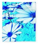 Blue Season Fleece Blanket