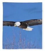 Blue Sky Glide Fleece Blanket