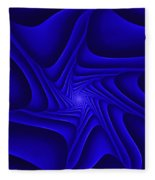 Blue Slide Fleece Blanket