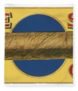 Blue Spot Cigars Fleece Blanket