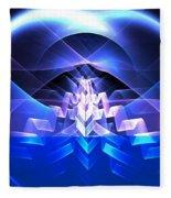 Blue Summit Fleece Blanket
