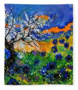 Bluecornflowers 451120 Fleece Blanket