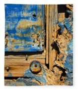 Blues Dues Fleece Blanket