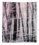 Blush Of Dawn Il Fleece Blanket