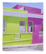 Bo Kaap Fleece Blanket