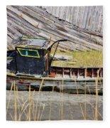 Boat N Buoys Fleece Blanket