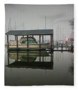 Boathouse Fleece Blanket
