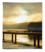 Boathouse Daybreak Fleece Blanket