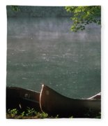 Boats - Natchez Fleece Blanket
