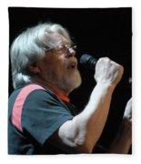 Bob Seger 3689 Fleece Blanket