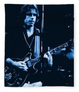 Bob Weir At Winterland 1977 Fleece Blanket