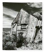 Bodie Barn Fleece Blanket