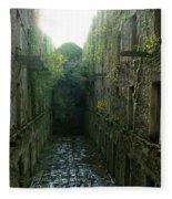 Bodmin Gaol Fleece Blanket