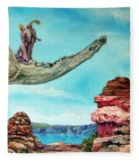 Bogomils Journey Fleece Blanket