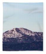 Bogus Basin Fleece Blanket
