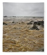 Boiling Waters Fleece Blanket