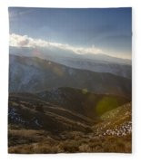 Boise Ridge Fleece Blanket