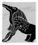 Bone Eater Fleece Blanket